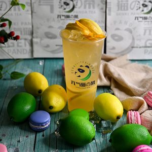 lemon-green-tea